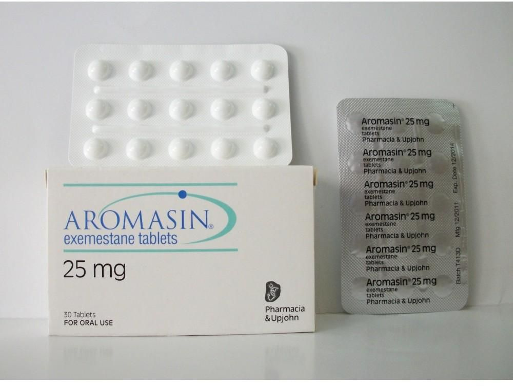 Aromasin Dosage
