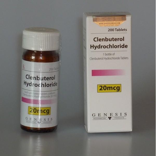 clenbuterol hydrochloride