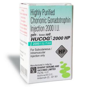 HUCOG 2000 IU