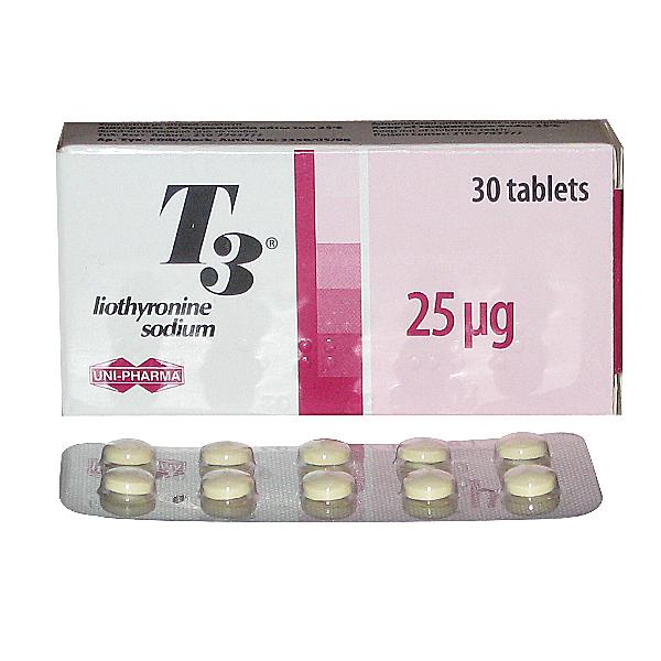 how to take t3 liothyronine